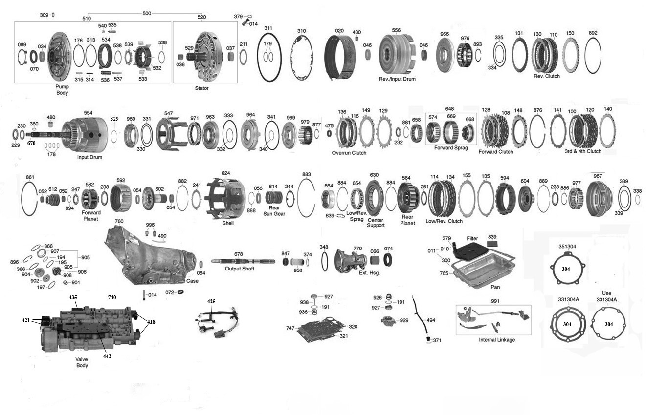 Th400 Parts Diagram Radio Wiring Diagram \u2022 Chevy 4x4 Transmission Diagram  Th400 Parts Diagram