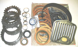 automatic transmission parts 700R4 rebuild kit transmission parts